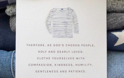 clothes of a different kind